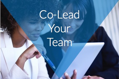 Executive coaching for collaborative teams